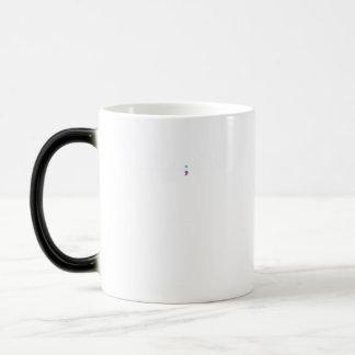 Suicide Prevention Awareness Semicolon Heartbeat Magic Mug