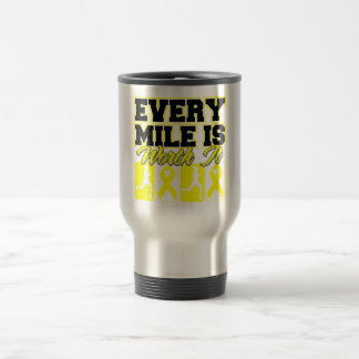Suicide Prevention Every Mile is Worth It Mug