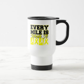 Suicide Prevention Every Mile is Worth It Mugs