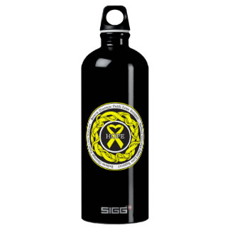 Suicide Prevention Hope Intertwined Ribbon SIGG Traveler 1.0L Water Bottle