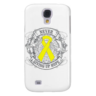 Suicide Prevention Never Giving Up Hope Samsung Galaxy S4 Cover