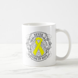 Suicide Prevention Never Giving Up Hope Coffee Mug