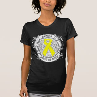 Suicide Prevention Never Giving Up Hope T-shirts