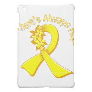 Suicide Prevention There's Always Hope Floral iPad Mini Cases