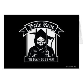 Suicide Squad | Belle Reve Reaper Graphic Card