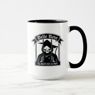 Suicide Squad | Belle Reve Reaper Graphic Mug