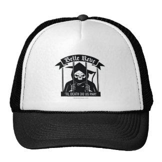 Suicide Squad | Belle Reve Reaper Graphic Trucker Hat