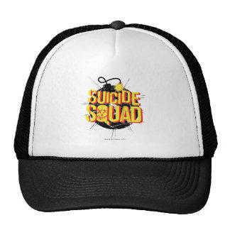 Suicide Squad | Bomb Logo Trucker Hat