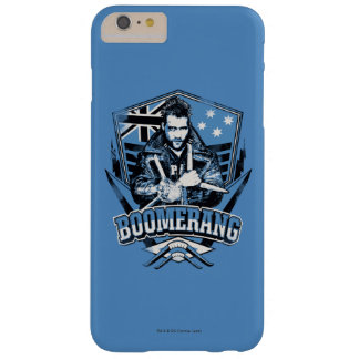 Suicide Squad | Boomerang Badge Barely There iPhone 6 Plus Case