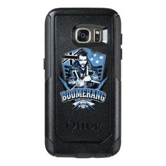 Suicide Squad | Boomerang Badge OtterBox Samsung Galaxy S7 Case
