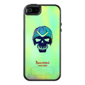 Suicide Squad | Boomerang Head Icon OtterBox iPhone 5/5s/SE Case