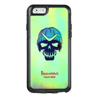 Suicide Squad | Boomerang Head Icon OtterBox iPhone 6/6s Case
