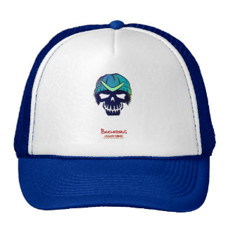 Suicide Squad | Boomerang Head Icon Trucker Hat