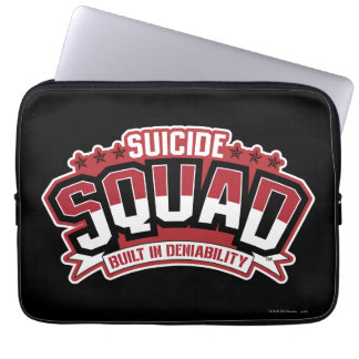 Suicide Squad | Built In Deniability Computer Sleeves
