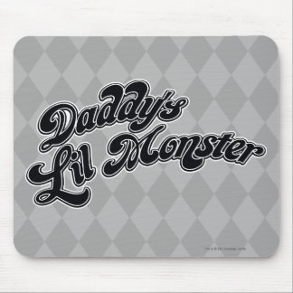 Suicide Squad | Daddy's Lil Monster Mouse Pad