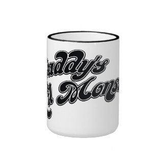 Suicide Squad | Daddy's Lil Monster Ringer Coffee Mug