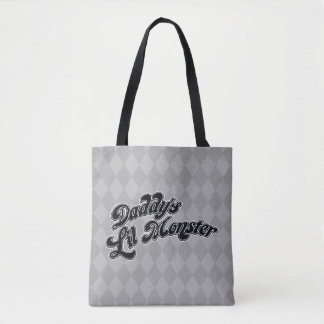Suicide Squad | Daddy's Lil Monster Tote Bag