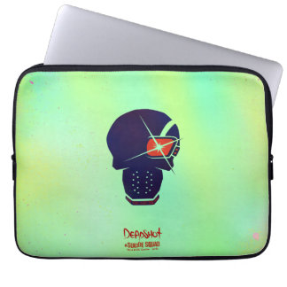 Suicide Squad | Deadshot Head Icon Laptop Sleeves