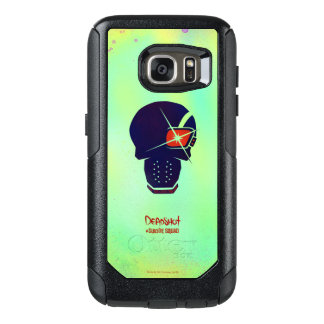 Suicide Squad | Deadshot Head Icon OtterBox Samsung Galaxy S7 Case