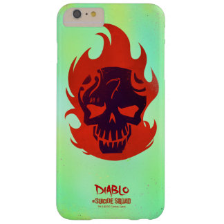 Suicide Squad | Diablo Head Icon Barely There iPhone 6 Plus Case