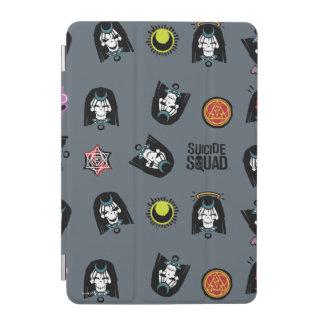 Suicide Squad | Enchantress Emoji Pattern iPad Mini Cover