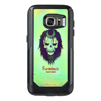 Suicide Squad | Enchantress Head Icon OtterBox Samsung Galaxy S7 Case