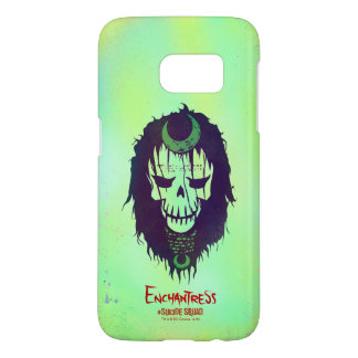 Suicide Squad | Enchantress Head Icon Samsung Galaxy S7 Case