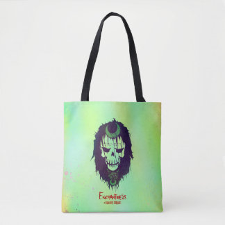 Suicide Squad | Enchantress Head Icon Tote Bag