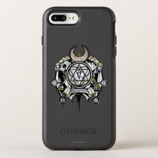 Suicide Squad | Enchantress Symbols Tattoo Art OtterBox Symmetry iPhone 7 Plus Case