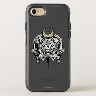 Suicide Squad   Enchantress Symbols Tattoo Art OtterBox Symmetry iPhone 8/7 Case