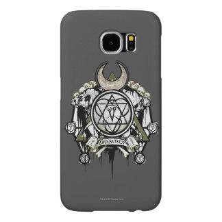Suicide Squad | Enchantress Symbols Tattoo Art Samsung Galaxy S6 Cases