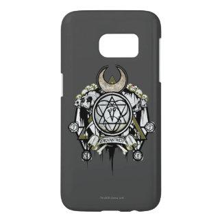 Suicide Squad | Enchantress Symbols Tattoo Art Samsung Galaxy S7 Case