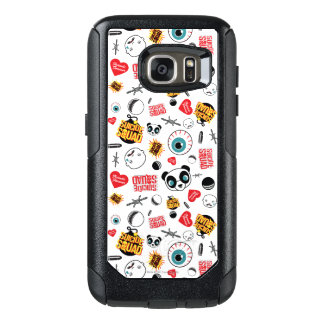 Suicide Squad   Friends Forever Pattern OtterBox Samsung Galaxy S7 Case