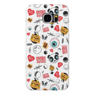Suicide Squad | Friends Forever Pattern Samsung Galaxy S6 Cases