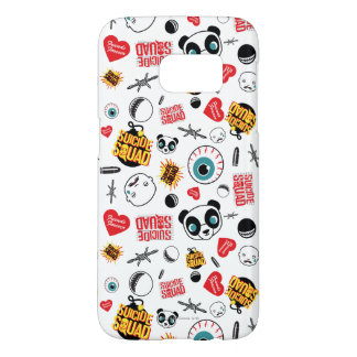 Suicide Squad | Friends Forever Pattern Samsung Galaxy S7 Case