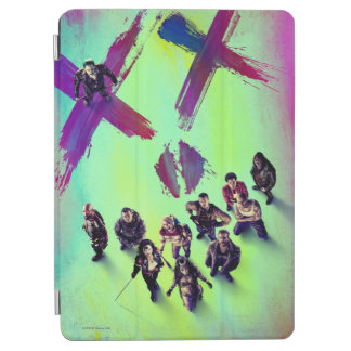 Suicide Squad | Group Poster iPad Air Cover