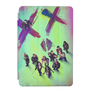 Suicide Squad | Group Poster iPad Mini Cover