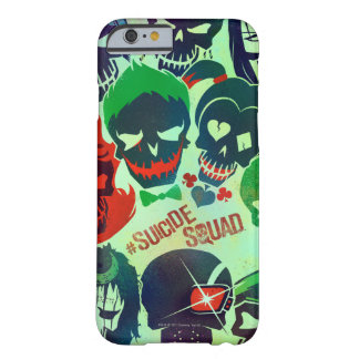 Suicide Squad | Group Toss Barely There iPhone 6 Case