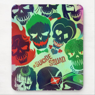 Suicide Squad | Group Toss Mouse Pad