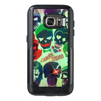 Suicide Squad | Group Toss OtterBox Samsung Galaxy S7 Case