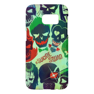 Suicide Squad | Group Toss Samsung Galaxy S7 Case