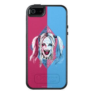 Suicide Squad | Harley Laugh OtterBox iPhone 5/5s/SE Case