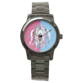 Suicide Squad | Harley Laugh Wrist Watch