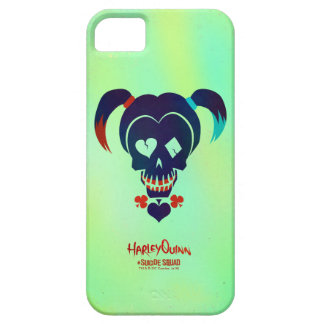 Suicide Squad | Harley Quinn Head Icon iPhone 5 Cases