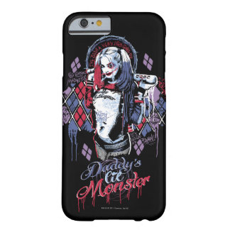 Suicide Squad | Harley Quinn Inked Graffiti Barely There iPhone 6 Case