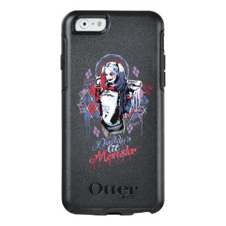 Suicide Squad | Harley Quinn Inked Graffiti OtterBox iPhone 6/6s Case