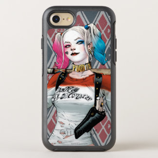 Suicide Squad | Harley Quinn OtterBox Symmetry iPhone 7 Case