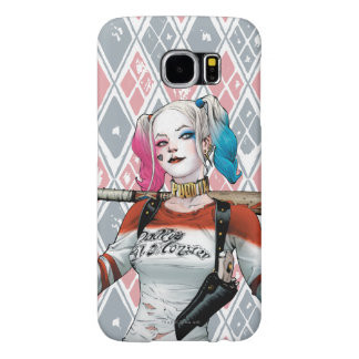 Suicide Squad   Harley Quinn Samsung Galaxy S6 Cases