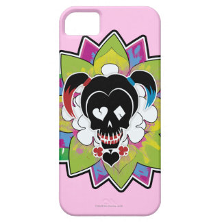 Suicide Squad | Harley Quinn Skull Tattoo Art iPhone 5 Covers