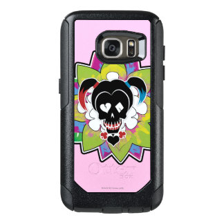 Suicide Squad | Harley Quinn Skull Tattoo Art OtterBox Samsung Galaxy S7 Case